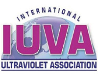 International Ultraviolet Association logo